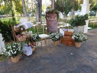 Atrezo Floristas de Miguel A. Salazar 1