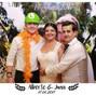 La boda de Juani Gracia Garcia y Retraton - Fotomatón 8