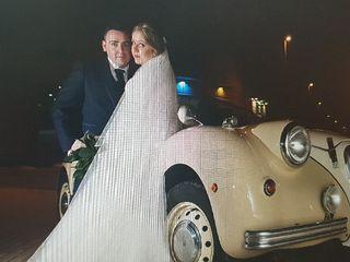 Coche clásico bodas 1