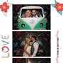 La boda de Hayley y El Carrete Vintage - Fotomatón 8