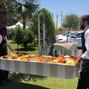 La boda de Andrea Nicolás Lax y Restaurante Rosarito 33