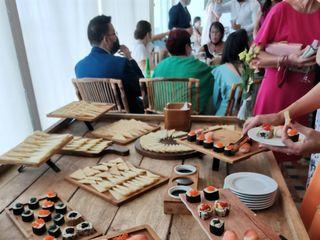 Las Camachas catering 1