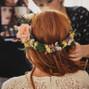 La boda de Lydia Romero y Hip&love - Coronas de flores y tocados 14