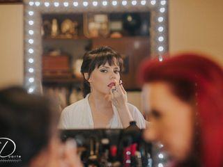 Verónica Calderón - Peinado y Maquillaje 1