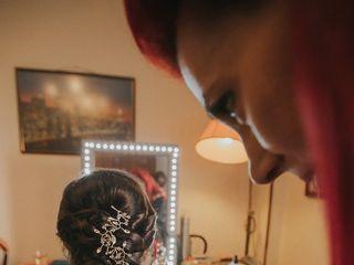 Verónica Calderón - Peinado y Maquillaje 3