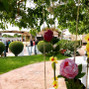 La boda de Isabel Palenzuela y Jardines de Azahar 18