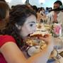 La boda de Tania y Restaurante Pórtico 23