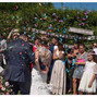 La boda de Tania y Restaurante Pórtico 29