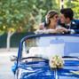 La boda de Lorena Martinez Dalda y Coche de Boda Madrid 9