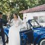 La boda de Lorena Martinez Dalda y Coche de Boda Madrid 12