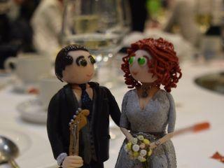 Ana Mayorga Artesana - Figuras para la tarta 1