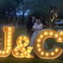La boda de Cristina Garcia Rodriguez y La Hacienda 13