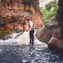 La boda de Lourdes y Vicente Forés Fotografía 2
