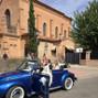 La boda de Agatka y Coche de Boda Madrid 6