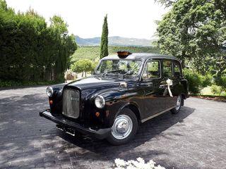 El Taxi Inglés en Madrid 5