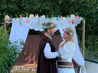 Sacerdotisa del Bosque - Ceremonias Celtas 1