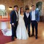 La boda de Valeria Menacho Salazar y Evasé Novias y Ceremonia 6