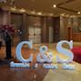 La boda de Cris Machinant y Letras y bodas - Letras decorativas 15