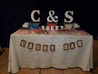 Letras y bodas - Letras decorativas 6