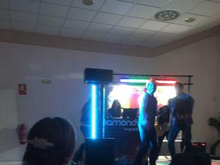 Orquesta Discomóvil Diamonds 2