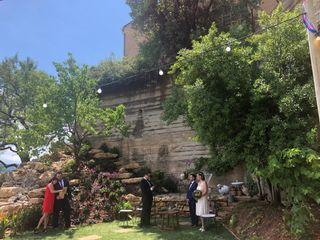 Jardín La Noguera Posada Guadalupe 1