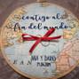 La boda de Ana y Territorio Handmade - Figuras para la tarta 4