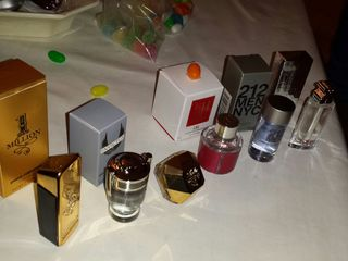 Nuptalia - Perfumes en miniatura, Valencia 6