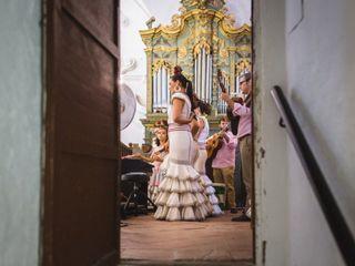 Coro Rociero de la Borriquita de Montoro 1