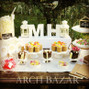 La boda de María y Arch Bazar 2