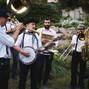 La boda de Cristina Navarro Vergara y The hat hausen elàstic band 6