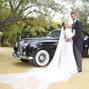 La boda de Elena Azogue Espejo y TCB Clásicos y Limusinas 11