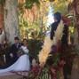 La boda de Cristina Borrego Real y Ikebana flor 4
