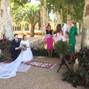 La boda de Cristina Borrego Real y Ikebana flor 5