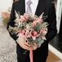 La boda de Rut Carreño Tienda De Illescas y Un Patio con flores 6