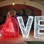 La boda de Virginia Sánchez Cuesta y Jardín de Cristal 6