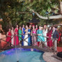 La boda de Virginia Sánchez Cuesta y Jardín de Cristal 8