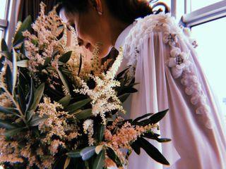 Bouquet Carolina Guadalupe 1