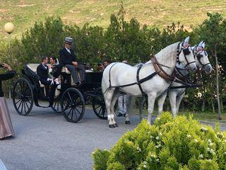 Armengol Torra - Coche de caballos 1
