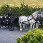 La boda de Raquel Piqueras Herrero y Armengol Torra - Coche de caballos 6