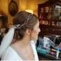 La boda de Ainhoa y Tocados Oihana Hernaiz 5