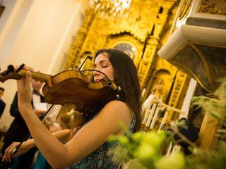 Laura Castillo - Violinista 1