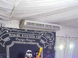 Magic Events Vip Espejo Mágico Fotomatón 1