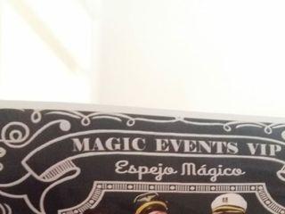 Magic Events Vip Espejo Mágico Fotomatón 3