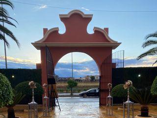 Hacienda Cuarto de la Huerta 2