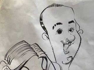 Caricatura en Vivo 1