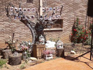 Salones y jardines Rosmar 5