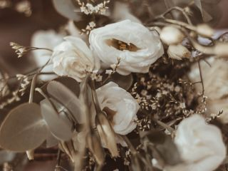 Ikebana flor 2