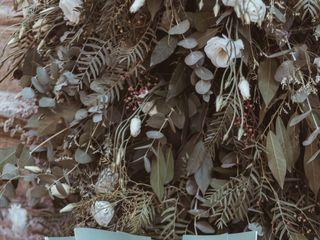 Ikebana flor 4