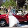 La boda de Gema Gómez Ramírez y El Coche de mi Boda 6