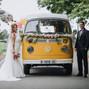 La boda de Patricia Ambrés y La Plaza 38